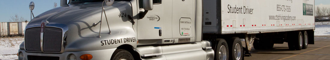 Commercial Driver Training (CDL)