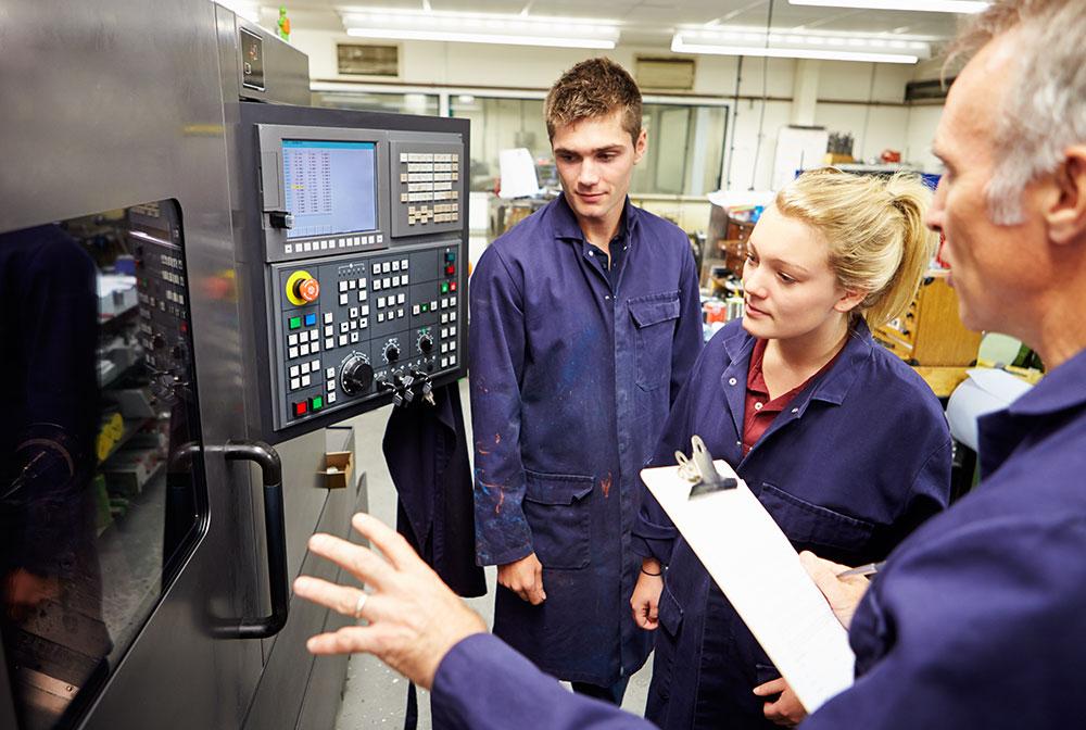 Customized Industry Training