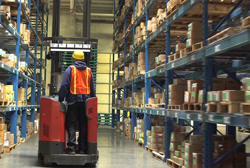 Warehouse, Logistics & Call Center Operations