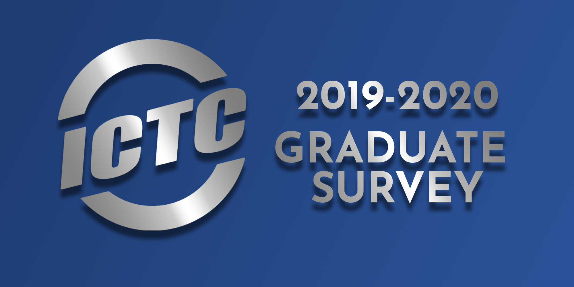 Attention ICTC 2020 Graduates!